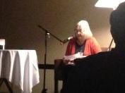 Eileen Kernaghan reads