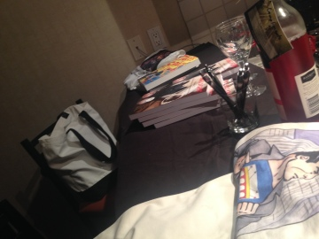 StarkLight Merchandise and Books