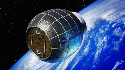 space pod