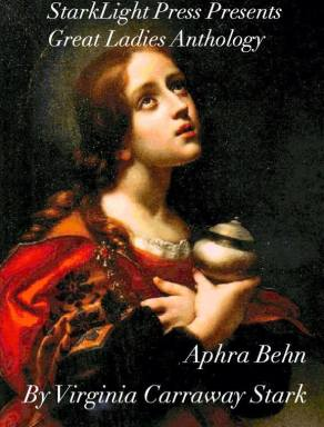 great ladies aphra behn virginia